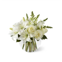 Special Blessing Bouquet Vase included